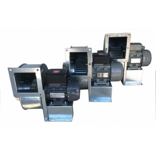 FKSB/2-100/025 εξαεριστήρας μονής αναρρόφησης ισχύς 0,25HP παροχή 450m3/h 230V