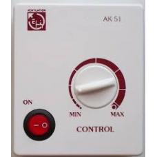 Ρυθμιστής στροφών ΑΚ-51 220V 10A