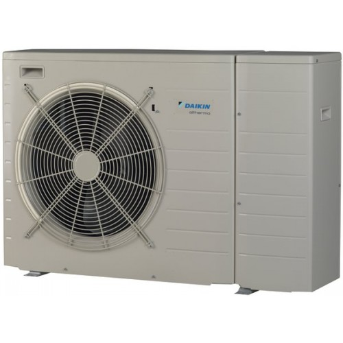 DAIKIN altherma monobloc EDLQ-07CV3 & XEIΡΙΣΤΗΡΙΟ EKRUCBL3 αποδοση 7KW 230V(μονο θερμανση)